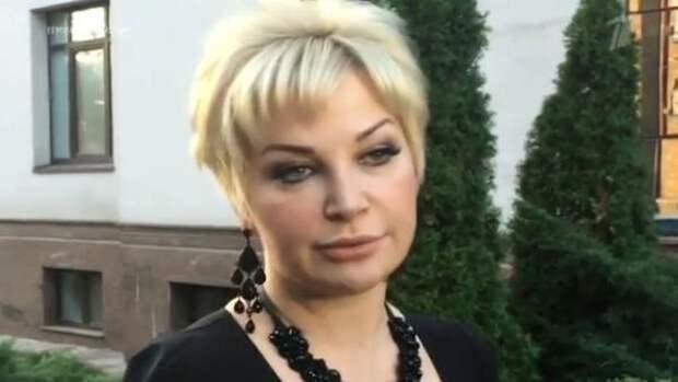 """Мария Максакова на эмоциях вышла из студии ток-шоу: """"Это вы моральный урод, а не я"""""""