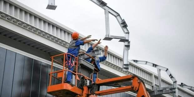 Собянин оценил ход реализации городских программ в Северном Медведкове Фото: М. Мишин mos.ru