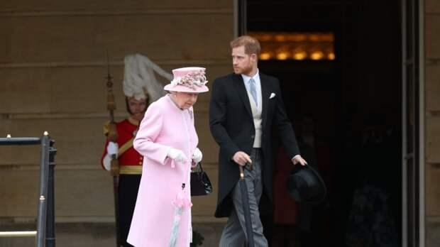 Королева пойдет на беспрецедентный шаг ради принца Гарри