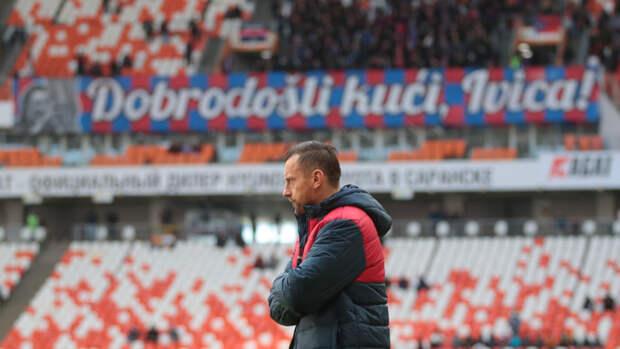 Олич не будет входить в тренерский штаб сборной Хорватии на Евро-2020
