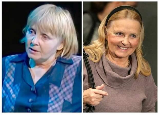 Ей 82 года, 35 из них - верная жена Олега Табакова: как живёт первая супруга именитого артиста