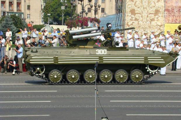 Советское наследие: кто стал основным покупателем украинских БМП-1У