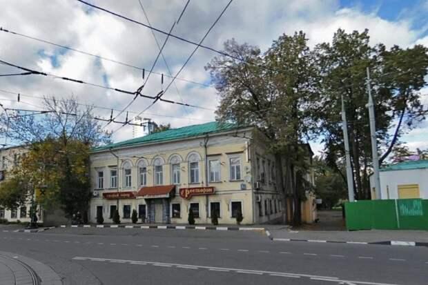 В Москве ищут желающих арендовать помещение в доме 1880 года постройки