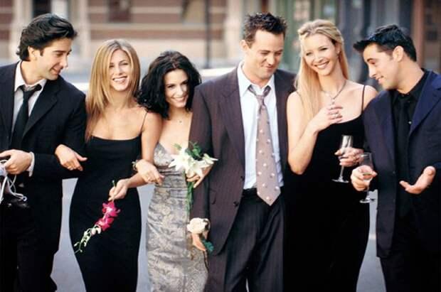 HBO раскрыла подробности спецвыпуска сериала «Друзья»