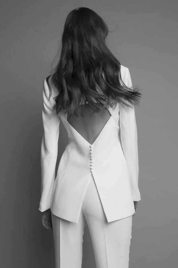 как сшить пиджак жакет с необычными деталями