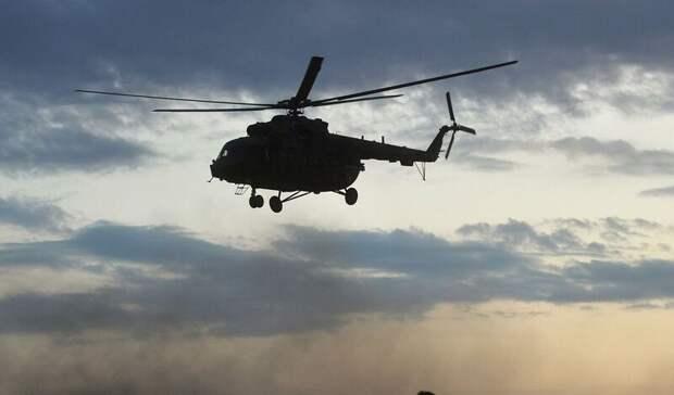 Вертолет Ми-8 пропал на Камчатке