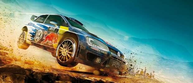 Халява: в Steam бесплатно раздают DiRT Rally