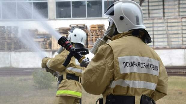 До конца 2020 года в Крыму планируют открыть 3 новые пожарные части