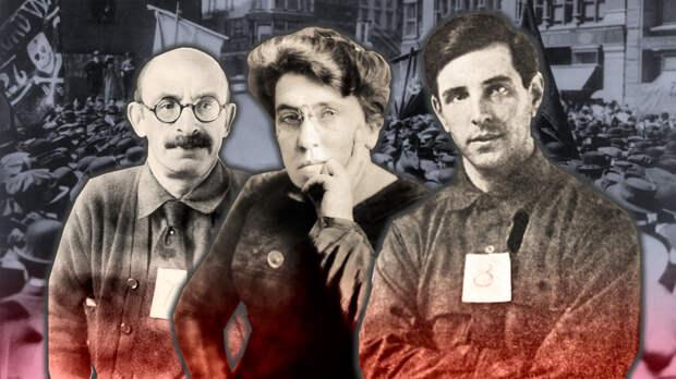 Как США выслали своих радикалов в Советскую Россию