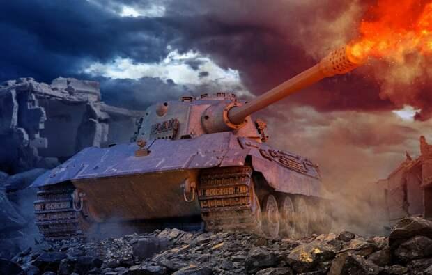 Почему E75, самый имбовый, тяжелый танк, на своем уровне?! Смотрим, и разбираем его плюсы и минусы...