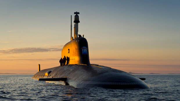 ВМФ России получил на вооружение атомный подводный ракетный крейсер «Казань»