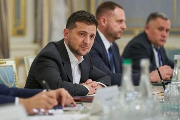 Зеленский обсудил ситуацию в Донбассе с главами МИД стран Бенилюкса
