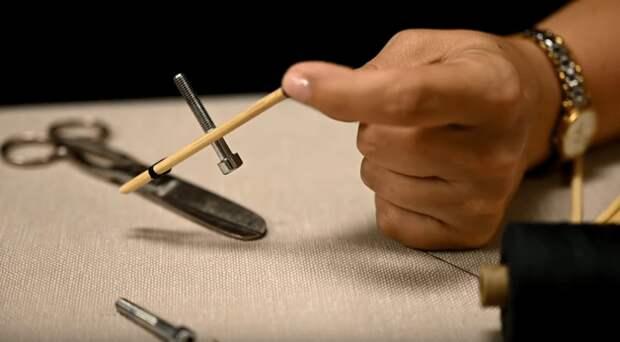 Необычные мебельные ручки своими руками