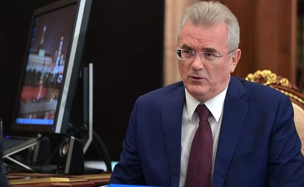 Бывшего пензенского губернатора перевели в «Матросскую тишину»