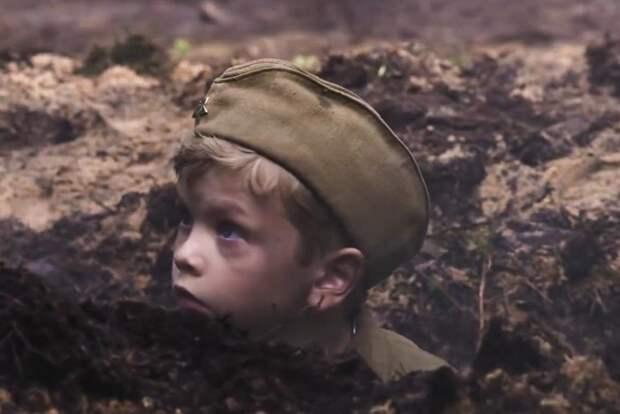Жизнеутверждающий фильм о самом юном солдате Великой Отечественной войны