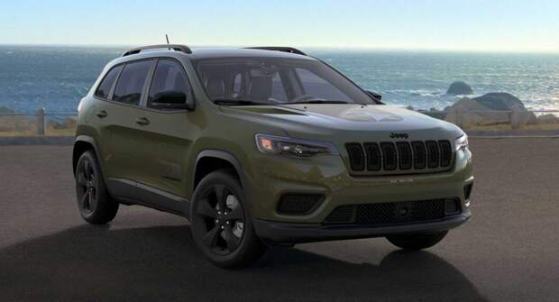 Jeep Cherokee Freedom Edition 2021 года прославляет военное наследие бренда