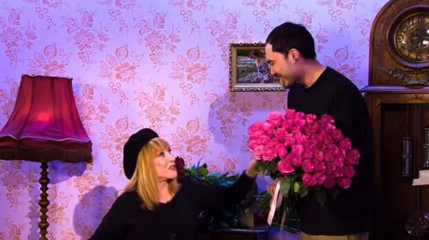 Скриптонит устроил сюрприз для Аллы Пугачевой в шоу «Музыкалити»