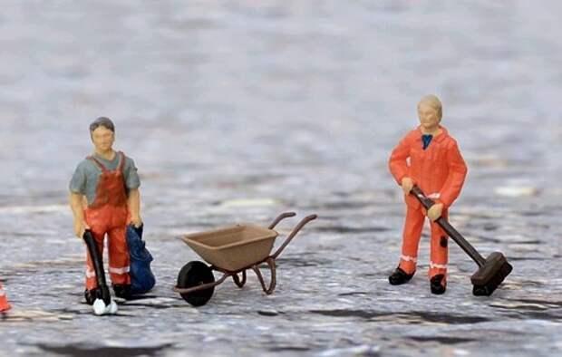 Свалку на Ляпидевского расчистили коммунальщики