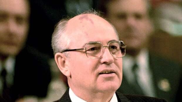 Горбачев назвал окончание холодной войны главным итогом перестройки