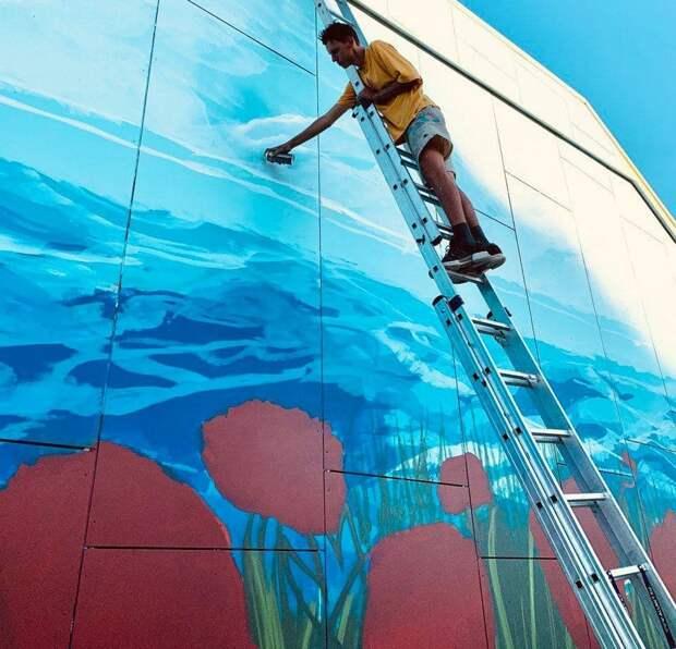 В Крыму художники разрисуют трассу «Таврида» ко Дню России