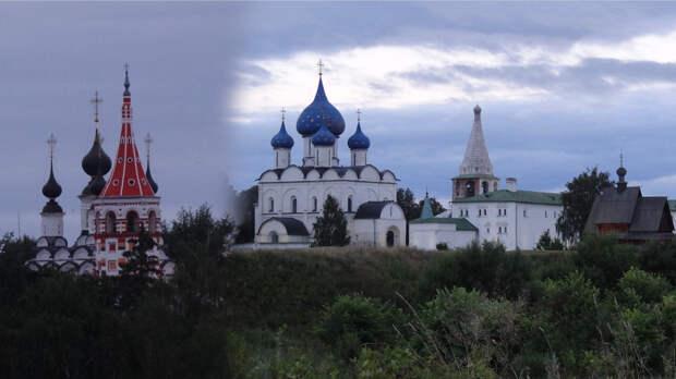 Большое путешествие по России 2020. Часть 17: Суздаль - путеводитель-прогулка