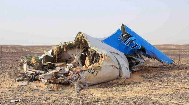РФ и Египет договорились по выплатам из-за теракта над Синаем