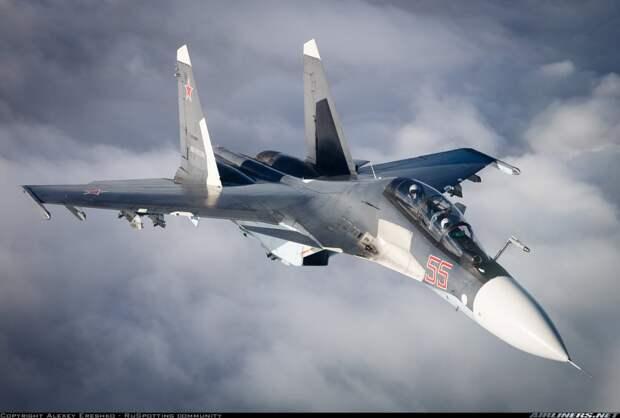 """""""Мощное чувство восторга"""" – как американский эксперт оценил ролик о российском истребителе Су-30СМ"""