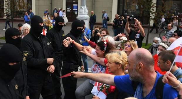 Tо, что сделали белорусские силовики 20 сентября в Минске, войдёт во все учебники по тактике противодействия уличным беспорядкам