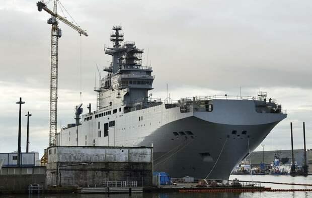 """Про """"Мистрали"""" забыть: Россия и Франция начинают сотрудничество"""