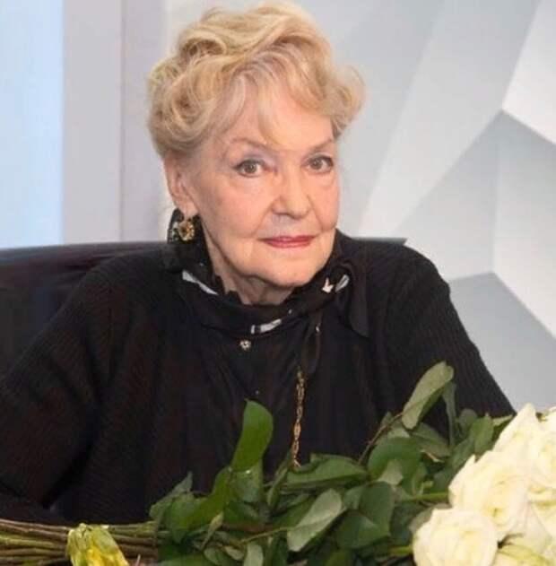 Актриса Ирина Скобцева умерла в 93 года: спустя ровно 36 лет после смерти Сергея Бондарчука