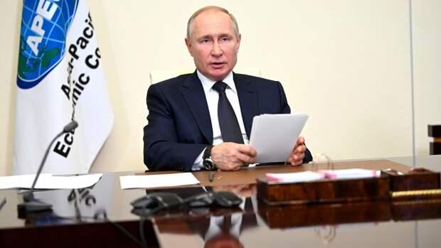 Президент России сравнил уход американских военных из Афганистана с бегством