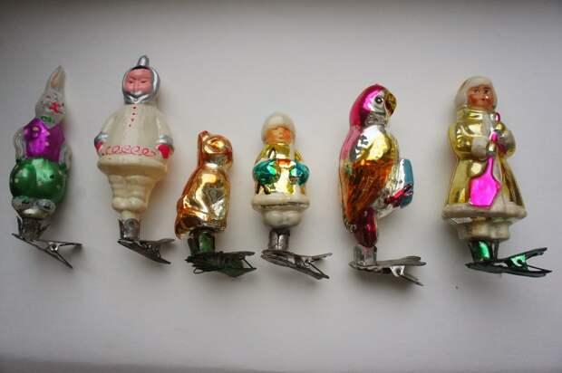 22+ новогодние игрушки изсоветского прошлого, которые навевают ностальгию подетству