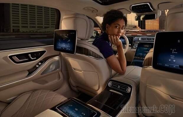 10 автомобилей, которые впечатляют своей технологичностью