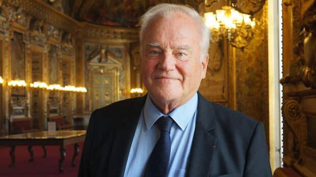 Кристиан Камбон, французский сенатор