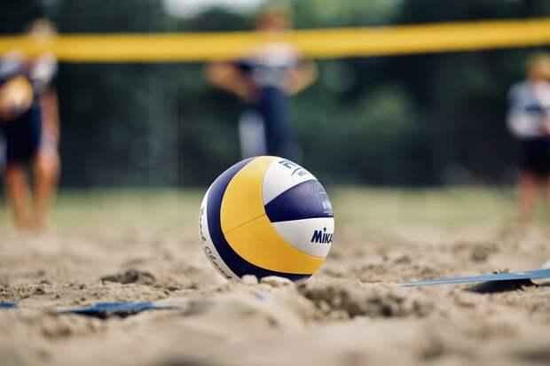 Районные соревнования по волейболу пройдут на площадке «Перспективы»