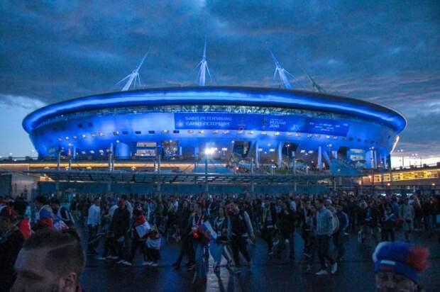 Депутат ВРУ просит УЕФА перенести из Санкт-Петербурга матчи Евро-2020… «Мы снесли лагерь сепаратистов» - это он сообщал из Одессы в мае-2014