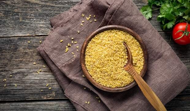 Крупа булгур —калорийность и состав. В чем польза и как готовить?