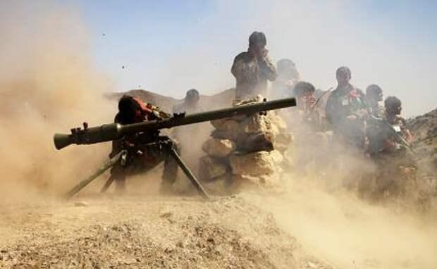 """Афганцем можешь ты не быть, но в «Талибане""""* быть обязан"""