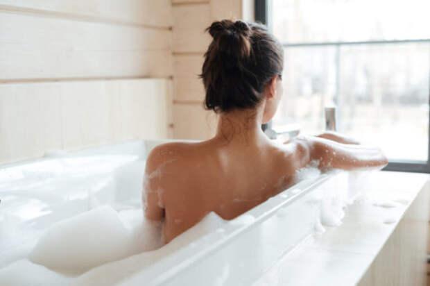 Ванная с кондиционером сделает кожу нежной. / Фото: challenger.ru