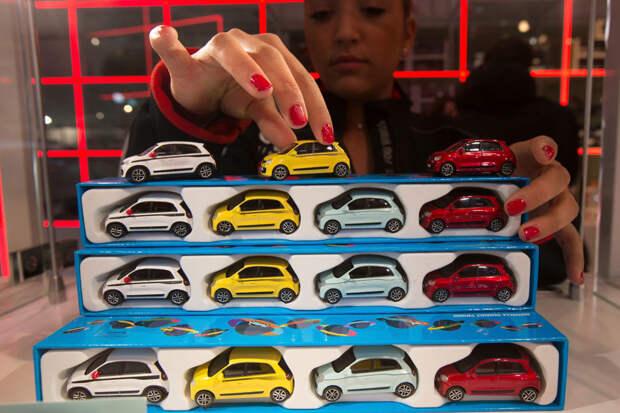 Рынок новых автомобилей столкнулся с нехваткой чипов