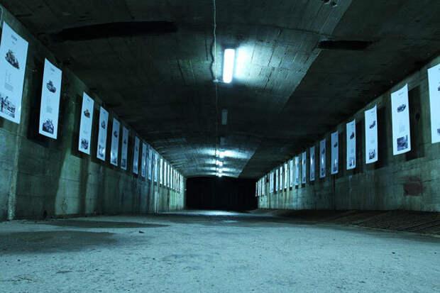 Chmee2. Музей в одной из штолен подземного комплекса «Гигант»
