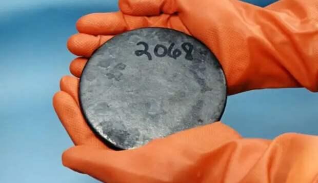 Как РФ подарила США плутоний и уран на 8 трлн долларов и не пожалела