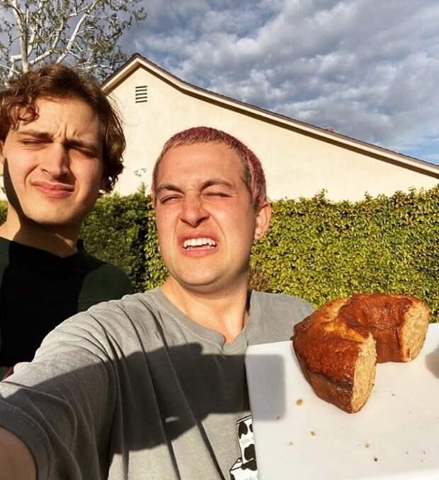 И тот самый хлеб