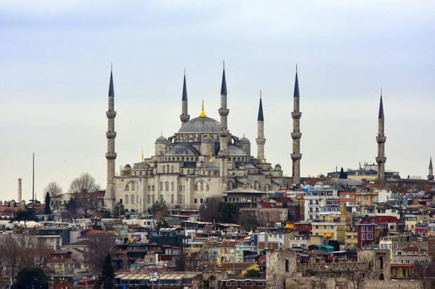 Российский турист без вести пропал в Стамбуле