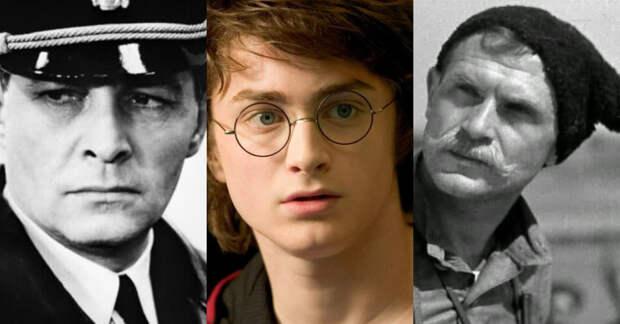 4 актера, ставших культовыми символами эпохи
