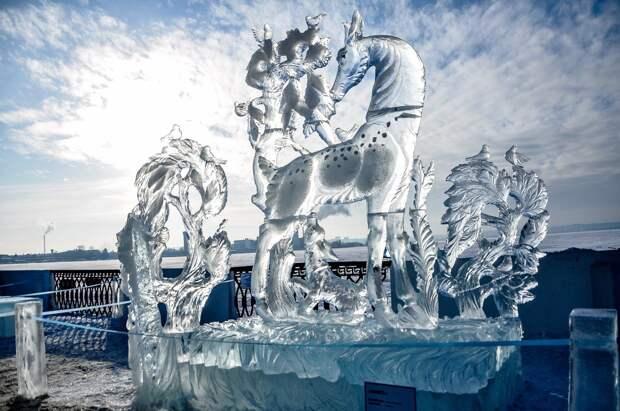 Фестиваль «Удмуртский лёд» в Ижевске посвятят 100-летию государственности республики