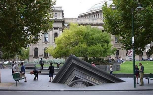 Странные и необычные достопримечательности в Австралии