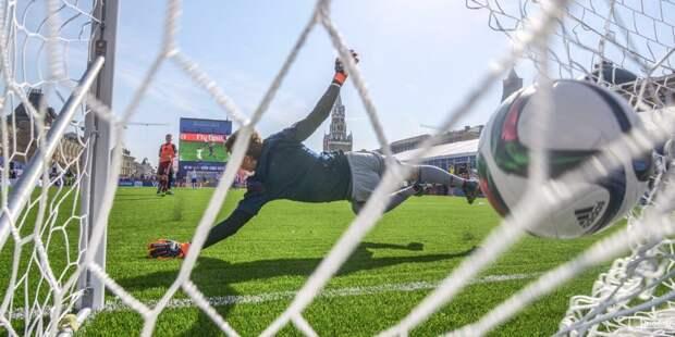 Турнир по мини-футболу в Куркине перенесли на неопределенный срок