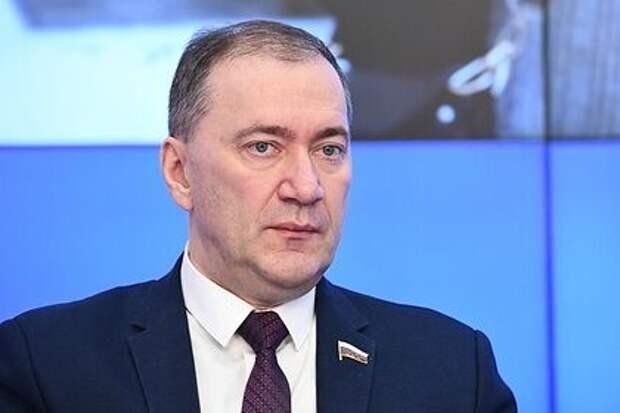 Дмитрий Белик прокомментировал условие признания Крыма Западом
