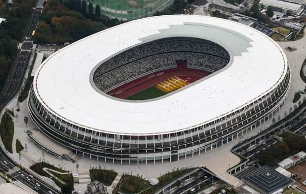 3 крутых фото стадиона для Олимпиады-2020 в Токио